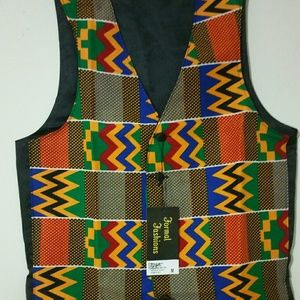 Men and boys vest